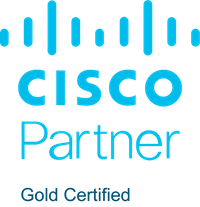 Cisco Partner - Gold Certified