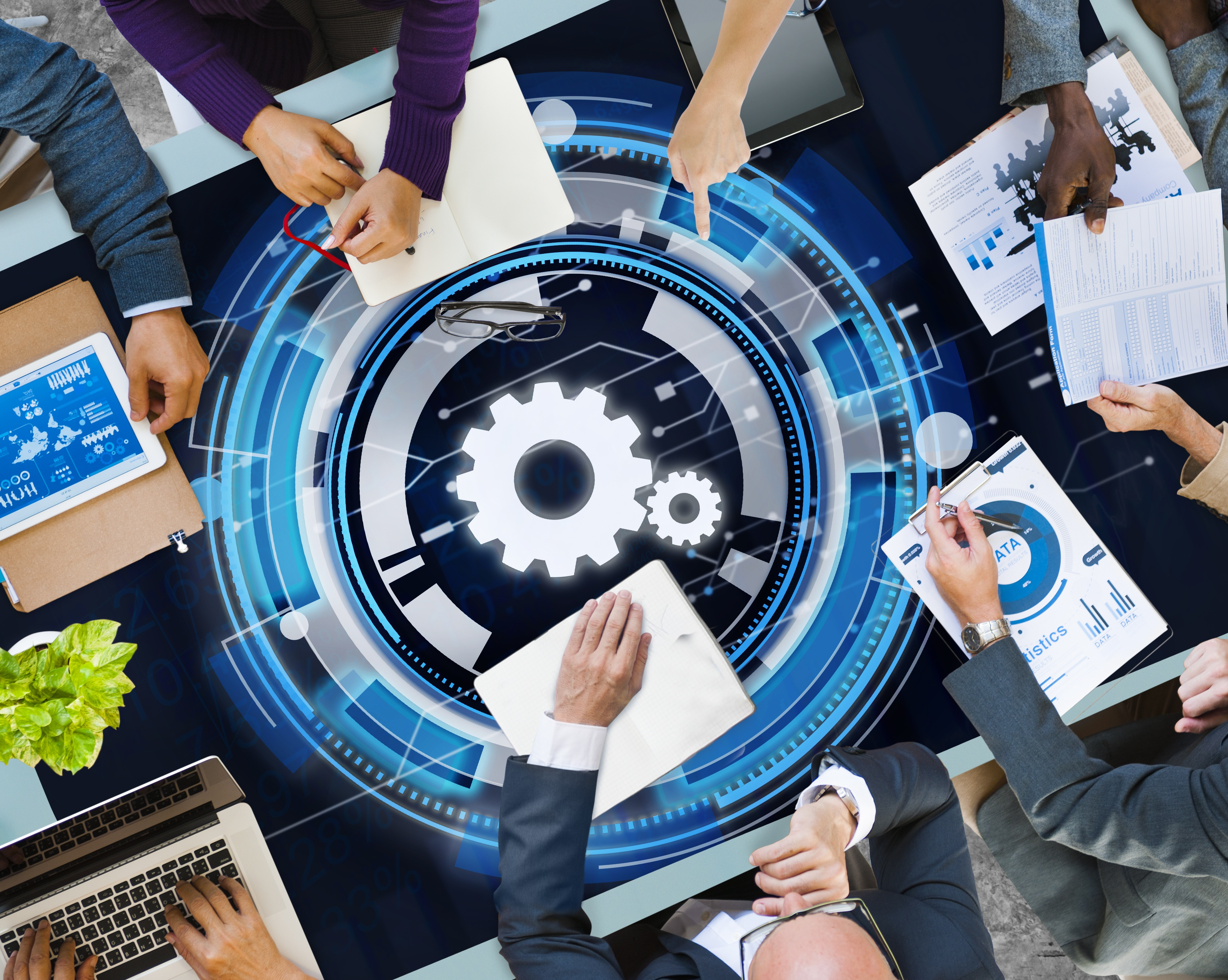 Technologent Service Automation