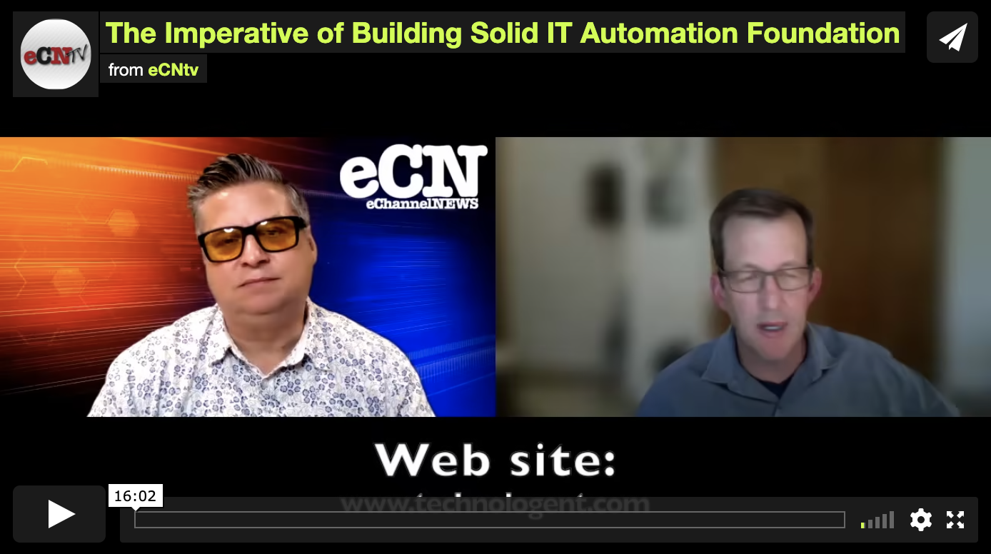 Technologent Network Automation